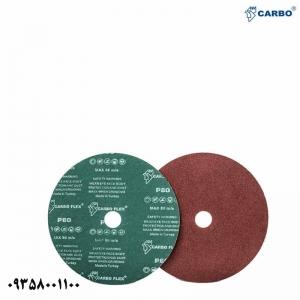 سنباده دیسکی فیبری CA1118 O