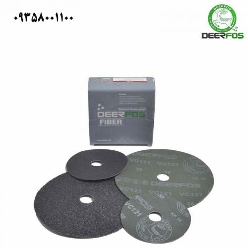 دیسکی فیبری 115mm) VC121)